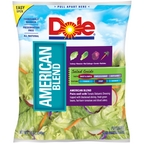 American Bagged Salad Mix