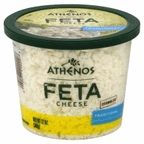 Athenos Feta Cheese Crumbled 12 oz
