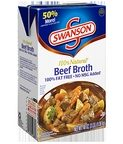 Beef Broth 32 oz