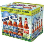 Blue Moon Seasonal 12 pk bottles