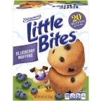 Blueberry Muffins 5 pk