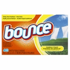 Bounce Dryer Sheets 40 ct