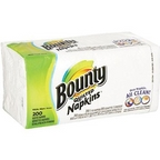 Bounty Napkins 200 ct