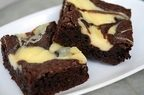 Brownies Creme Cheese Iced 6 ct