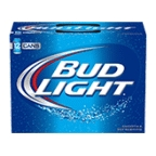 Bud Light 12 pk cans