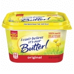 Can't Believe It's Not Butter Tub 15 oz
