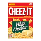 Cheez-its White Cheddar