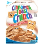 Cinnamon Toast Crunch 12.2 oz