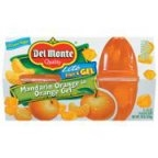 Dole Gel Snacks 4 pk Manderine Oranges