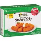 Farm Rich - Mozerella Sticks 8 oz