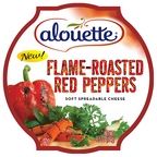 Flame Roasted Red Pepper - Soft Spreadable Cheese