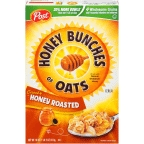 Honey Bunches of Oats Honey Roasted 14.5 oz