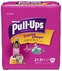 Huggies Learning Designs Pull-Ups - Girls - 2T-3T  25 ct