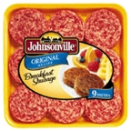 Johnsonville Original Sausage Patties 8 ct