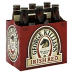 Killian's Irish Red 6 pk bottles