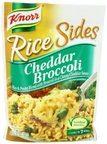 Knorr Rice Sides - Cheddar Broccoli