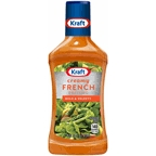 Kraft Creamy French Salad Dressing 16 oz