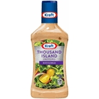 Kraft Thousand Island Salad Dressing 16 oz