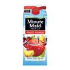 Minute Maid Fruit Punch 59 oz