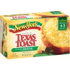 New York Brand - Texas Toast w/cheese - 8 slices