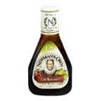 Newman's Own Lite Balsamic Vinaigrette 16 oz