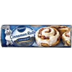 Pillsbury Cinnamon Rolls w/ cream cheese icing 8 rolls