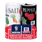 Salt & Pepper - picnic style