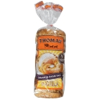 Thomas Bagels Cinnamon Raisin 6 pk