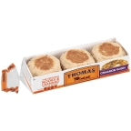 Thomas English Muffins Cinnamon Raisin - 6 pk