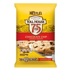 Toll House Cookie Squares Refr. Dough Chocolate Chip 24 ct