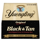 Yuengling Black & Tan 12 pk bottles
